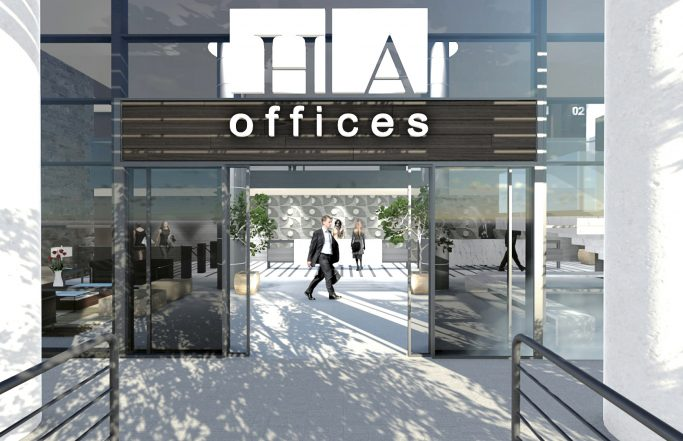 HA OFFICES LINHA VERDE